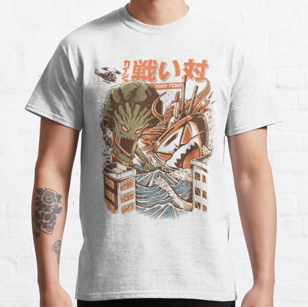 Brocco vs Ramen Kaijus Classic T-Shirt
