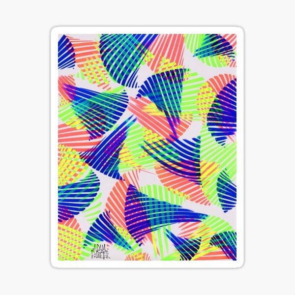 Make it Rain, BRO – NeonPalms Sticker