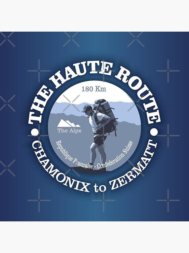 The Haute Route (BG) by curranmorgan