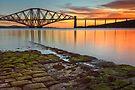 Forth Bridge (3) by Karl Williams