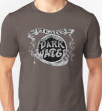 Pirates of Dark Water - greyscale logo Unisex T-Shirt