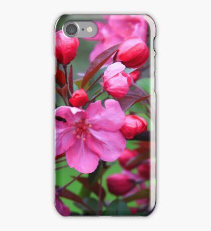 Crabapple Blossoms iPhone Case/Skin