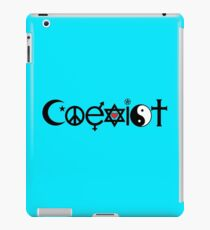 Coexist & Love! iPad Case/Skin