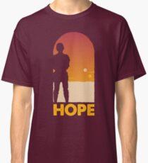 Hope - Tatooine's New Hope! Classic T-Shirt
