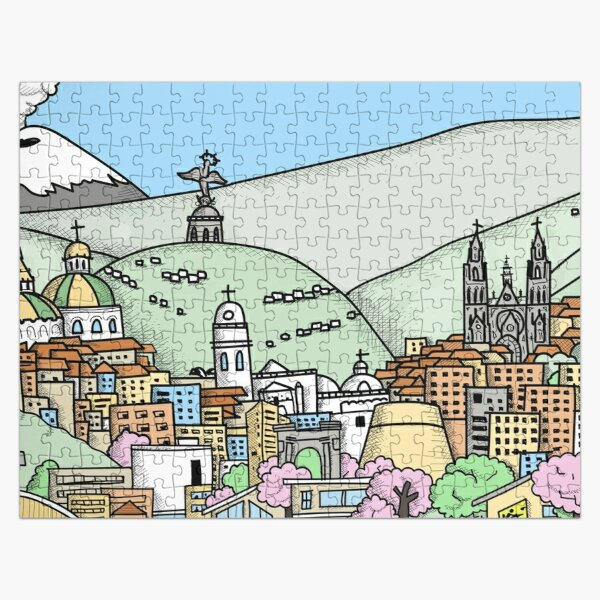 Quito Jigsaw Puzzle