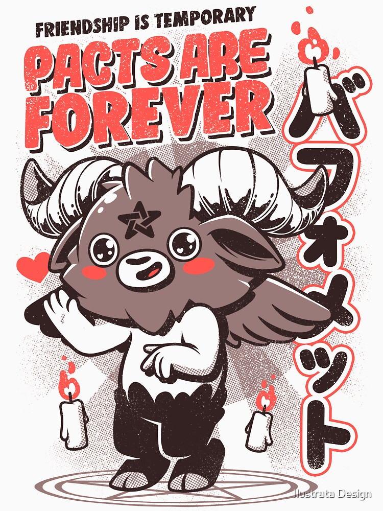 Pacts Are Forever by ilustrata