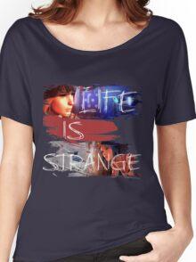 Strange-3 Women's Relaxed Fit T-Shirt
