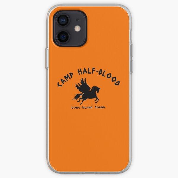 Camp Half-blood iPhone Soft Case