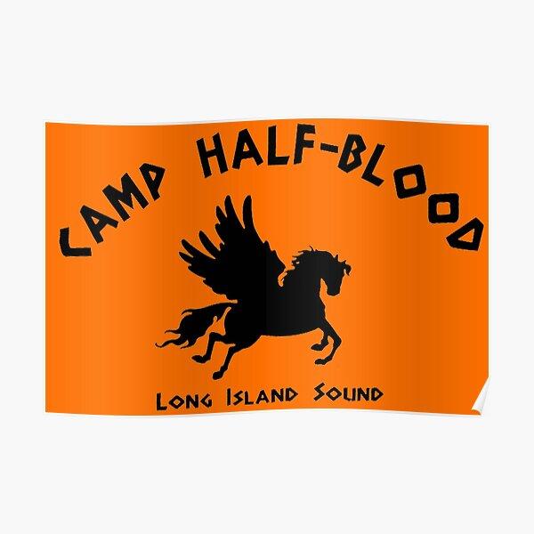 Camp Half-blood Poster