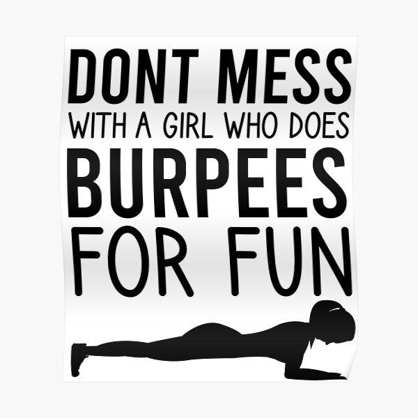 Funny Burpee Quotes