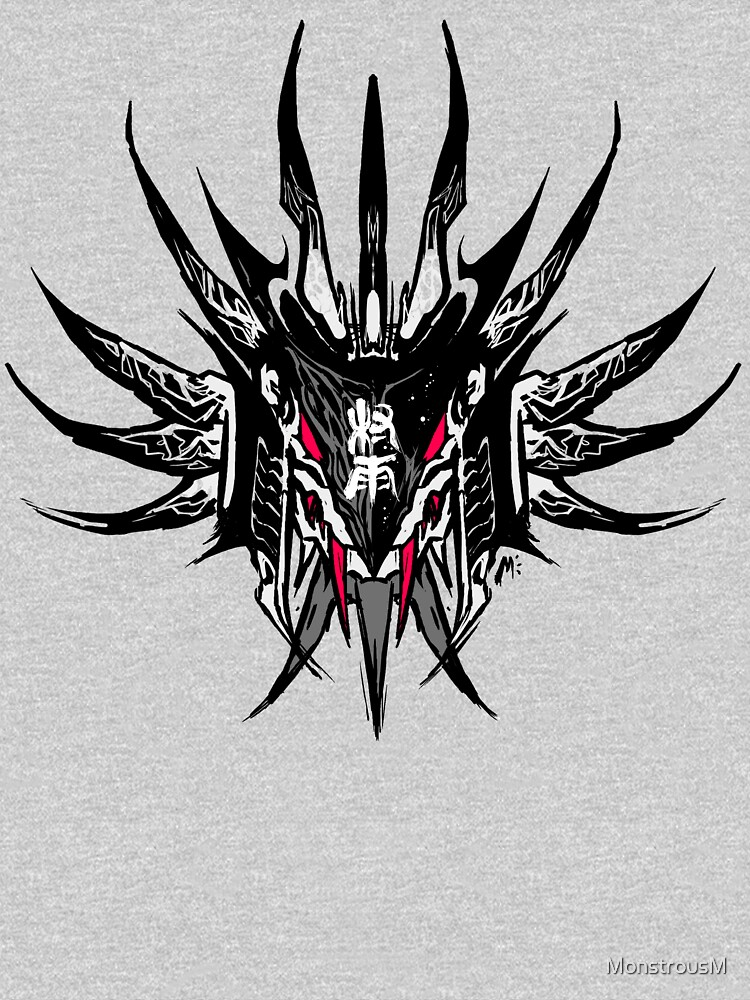 Metal Rain Liger by MonstrousM