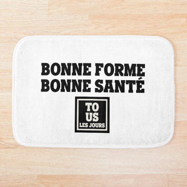 Bonne Forme Bonne Sante - Tous Les Jours, Everyday Bath Mat