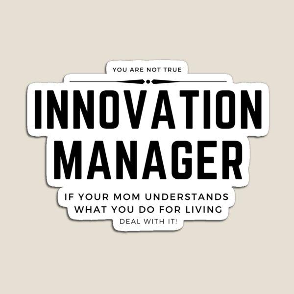 Startup Life: Gerente de innovación Imán
