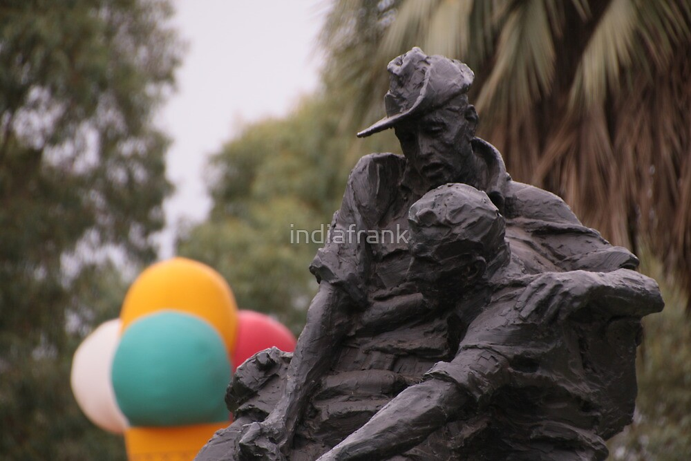Adelaide remembers by indiafrank