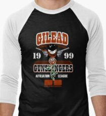 Gilead Gunslingers Men's Baseball ¾ T-Shirt