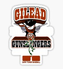 Gilead Gunslingers Sticker