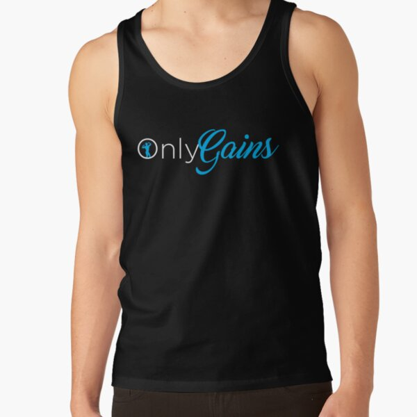 Only Gains Two Tank Top