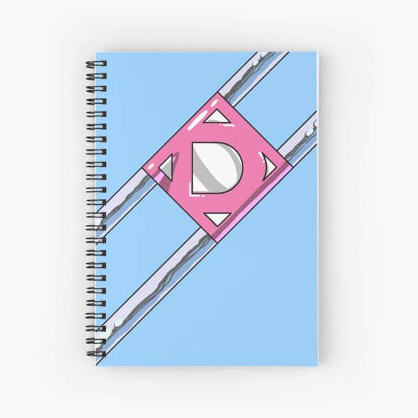 Diaperman Logo Spiral Notebook
