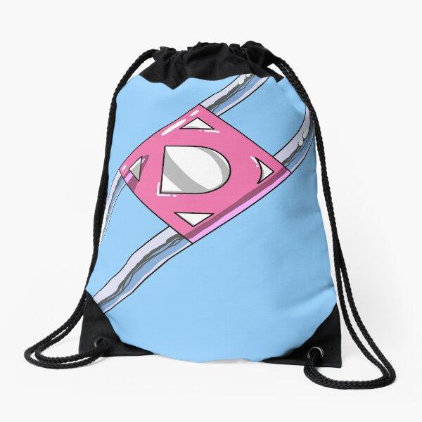 Diaperman Logo Drawstring Bag