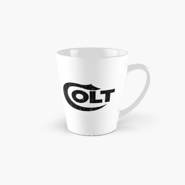 Colt Firearms Tall Mug
