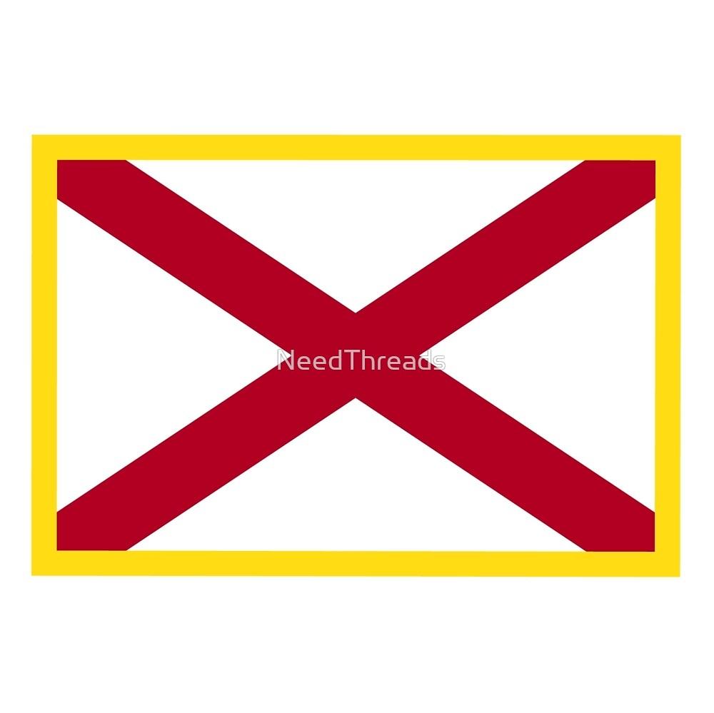 Alabama Flag by NeedThreads