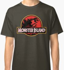Monster Island Classic T-Shirt