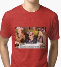 TFIOS ruined my life Tri-blend T-Shirt