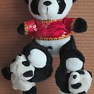Panda Cirque Du Soleil by v-something