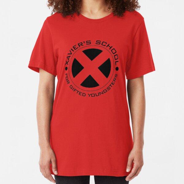 Xavier's School Slim Fit T-Shirt