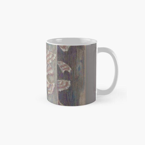 BUTTERFLY BRACKET FUNGI Classic Mug