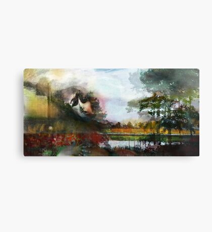 Nature's Compromise Canvas Print