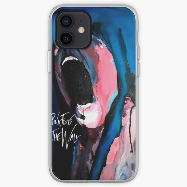 Pink Floyd The Wall Coque souple iPhone