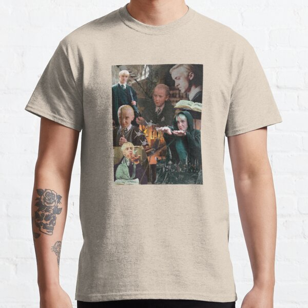 Collage || Draco Malfoy Classic T-Shirt