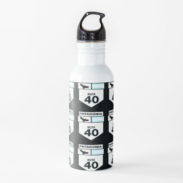 Señal de carretera Ruta 40 Botella de agua