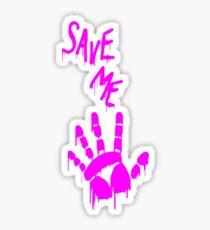 Save me Sticker