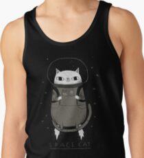 space cat Men's Tank Top