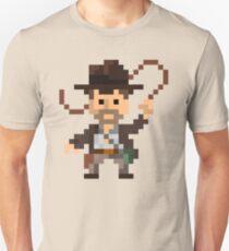 Indy 8bit Unisex T-Shirt
