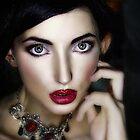 « Ruby Red » par Jennifer Rhoades
