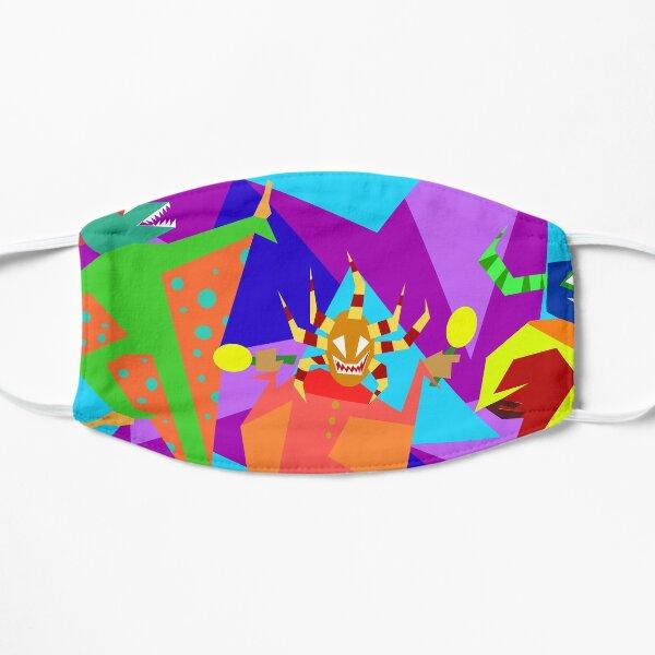 Carnaval Flat Mask