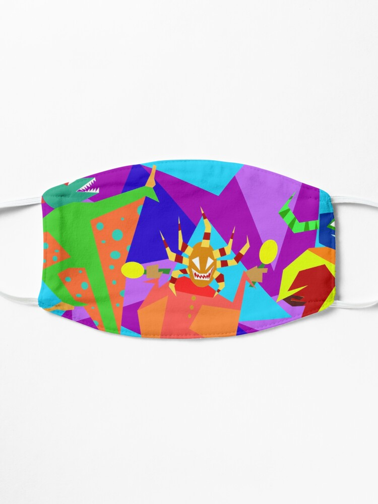 Alternate view of Carnaval Mask