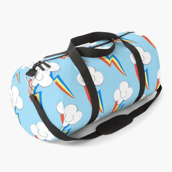 Rainbow Dash Cutie Mark Duffle Bag