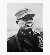 Chesty Puller  Photographic Print