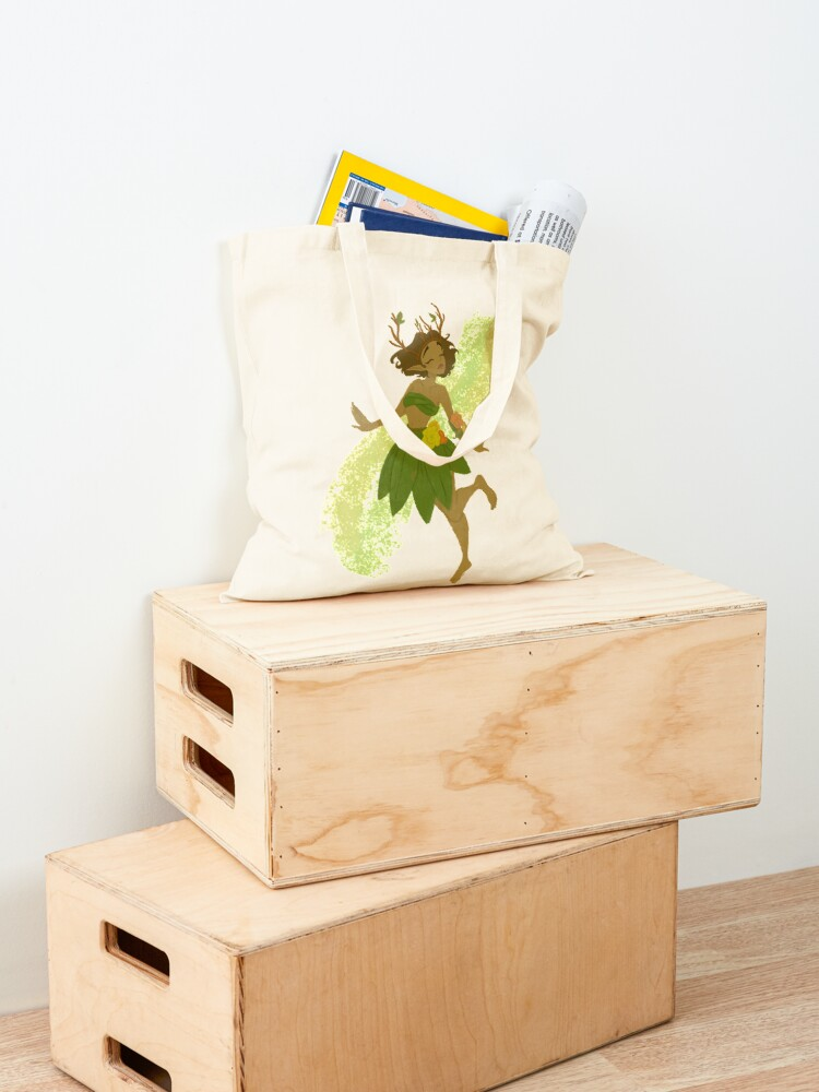 Alternate view of Fairy Tote Bag