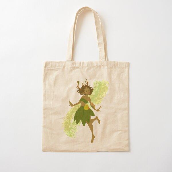 Fairy Cotton Tote Bag