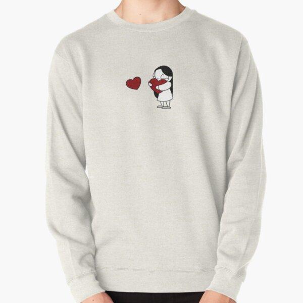 Catana Hearts Pullover Sweatshirt