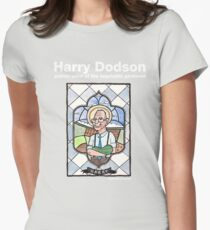 Harry Dodson top Women's Fitted T-Shirt