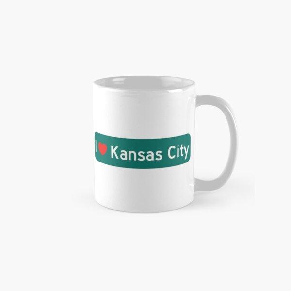 I Love Kansas City! Classic Mug