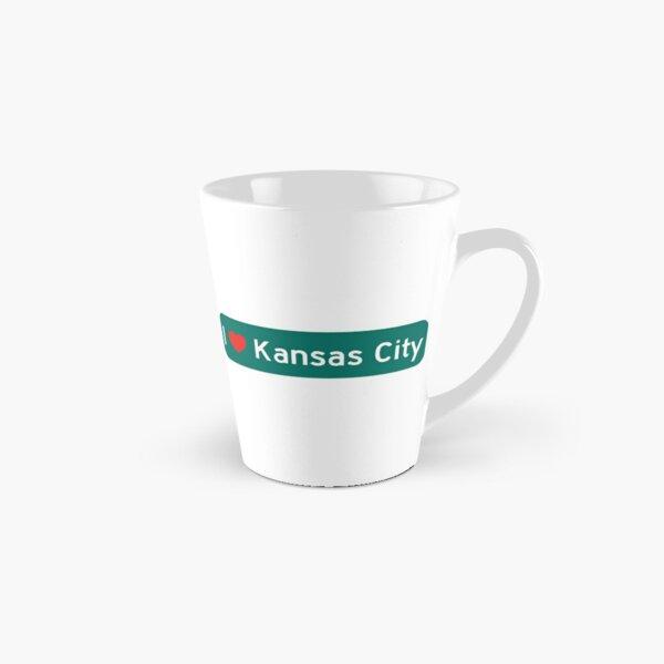 I Love Kansas City! Tall Mug
