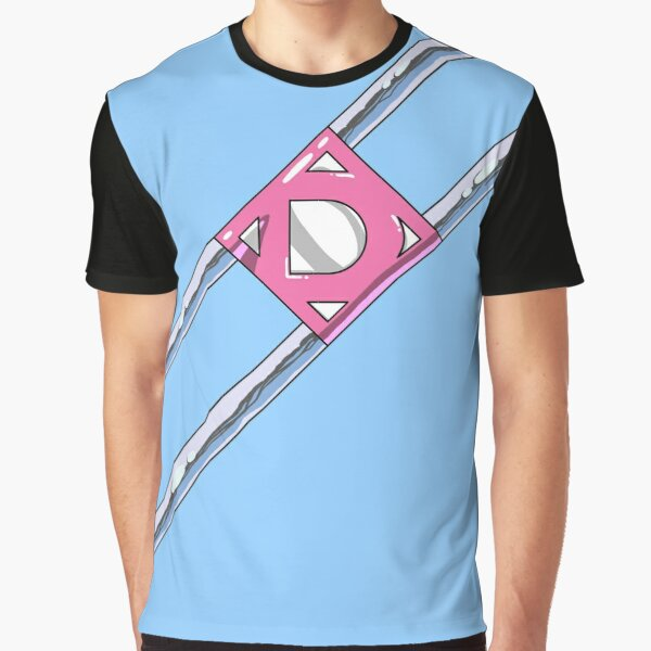 Diaperman Logo Graphic T-Shirt
