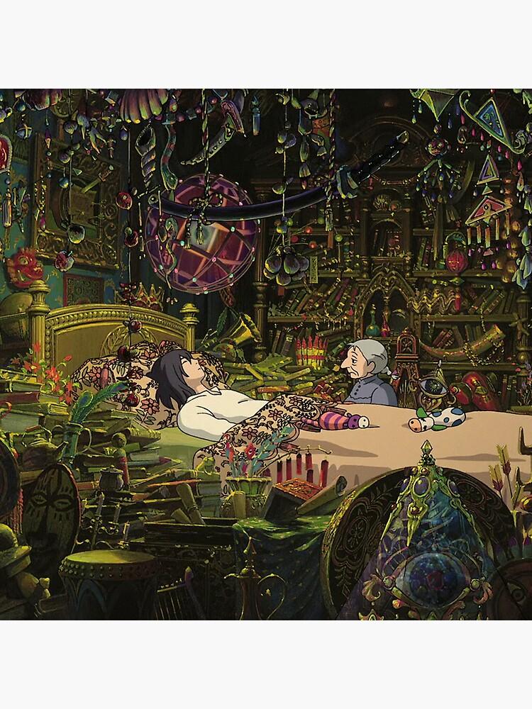 Messy Room by PrinceGhibli